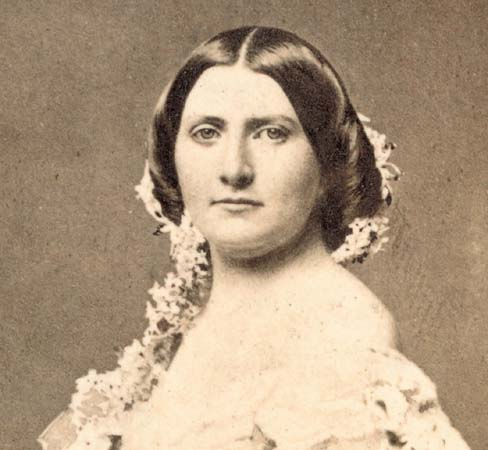 "Harriet Lane, Our first ""First Lady"""