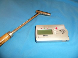 - Tuning Hammer & Electronic Tuner -