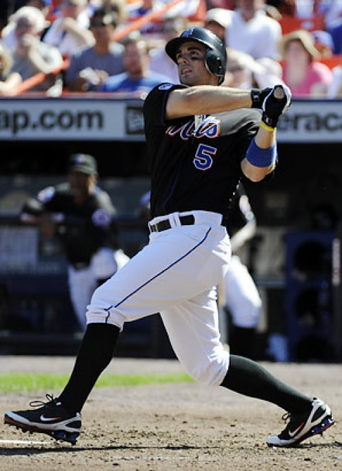 #1 Third Basemen - David Wright