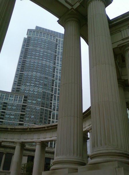Millennium Park, Downtown Chicago, Illinois