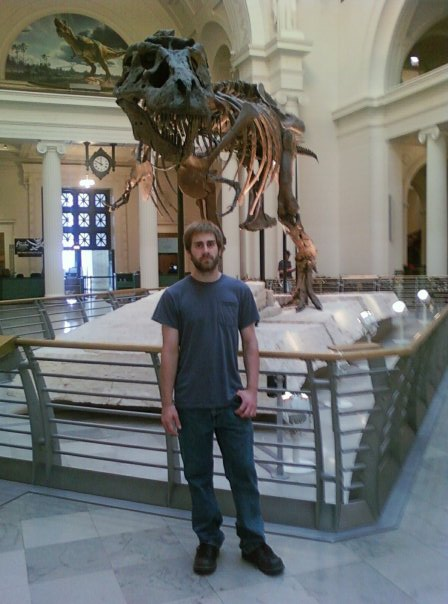 The Field Museum of Natural History, Downtown Chicago, Illinois