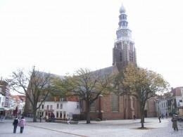 The Jacobskerk at Vlissingen