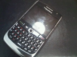 i am so inseparable with my Blackberry phone