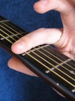 Passing the Barre: The Best Way to Play the Big F Major Chord