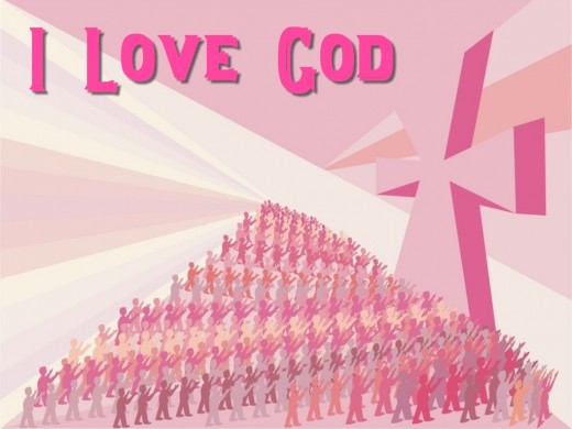 Love For God Draws Me To Church