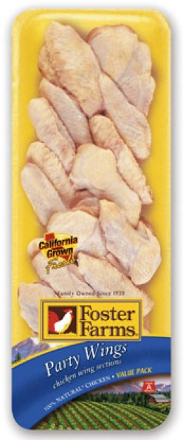 Foster Farms Party Wings