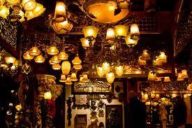 A sample of Gulliver's interior décor.