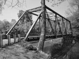 """Historic Governor's Bridge, """"Crybaby Bridge"""""""