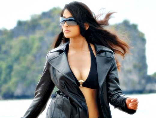 Trained as a yoga instructor, Anushka is one of India's most popular actresses.