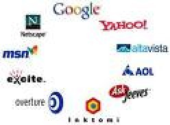 Various Search Engines