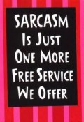 Sarcastic One Liners