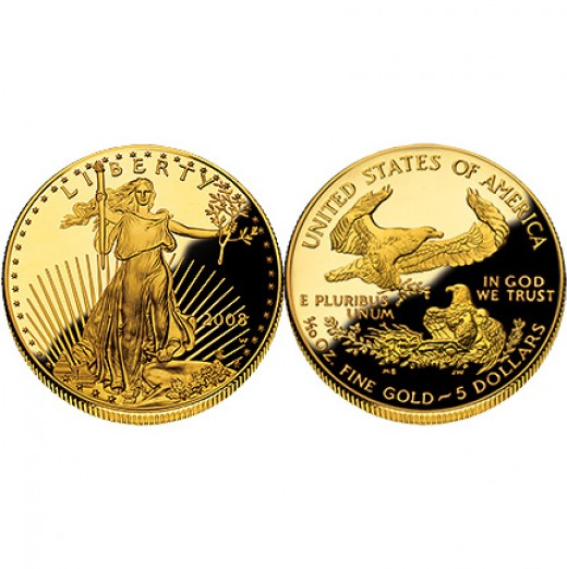 The American Eagle Gold Coin