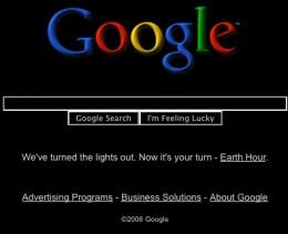 Google Earth Hour