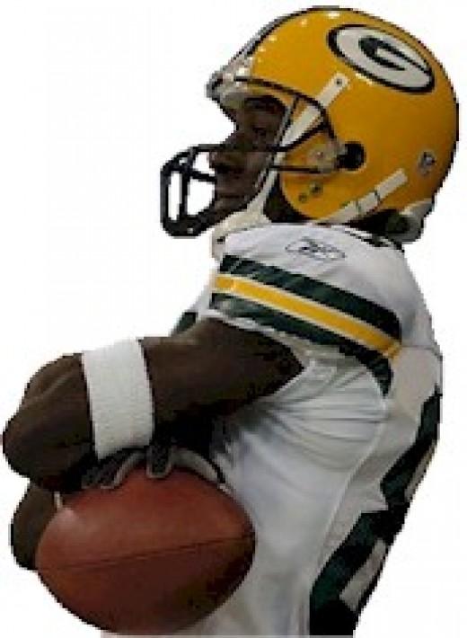 Greg Jennings #85 Green Bay Packers -NFL  Best Wide Receiver 2011