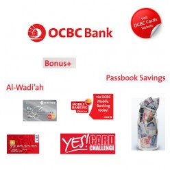 My OCBC Online Internet Banking Review: Saving, Mobile, Current, Investment