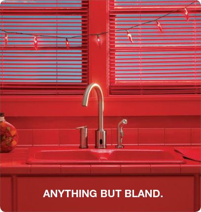Danze parma electronic Kitchen faucet