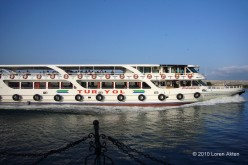 Getting on Turyol ferryboats is an easier and cheaper way to see the beautiful sights of Istanbul in a Bosphorus cruise.