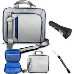 Motorola XOOM protective case starter pack
