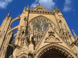 Metz's Medieval cathedral