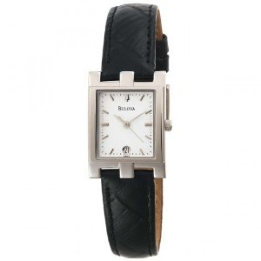 Buy A Bulova Womens Watch With Leather Strap