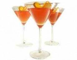 How To Make Orange Martinis