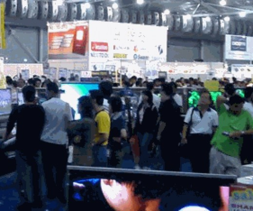 SITEX, COMEX, PC Show, IT Show