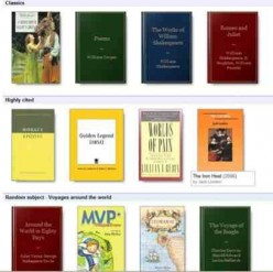 Google Books - Books Magazines and ebooks, Modern and Classics to collectors Editions.