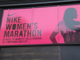 The Leukemia and Lymphoma Society's Nike Women's Marathon held in San Francisco