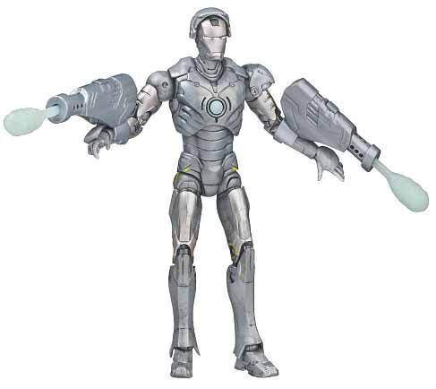 Iron Man Mark II Action Figure