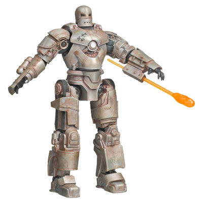 Iron Man Mark I Action Figure