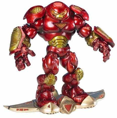 Hulk Buster Ironman Action Figure