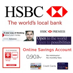 My HSBC Online Internet Banking Account Review