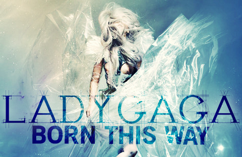 "Lady gaga new album ""Born this way"""