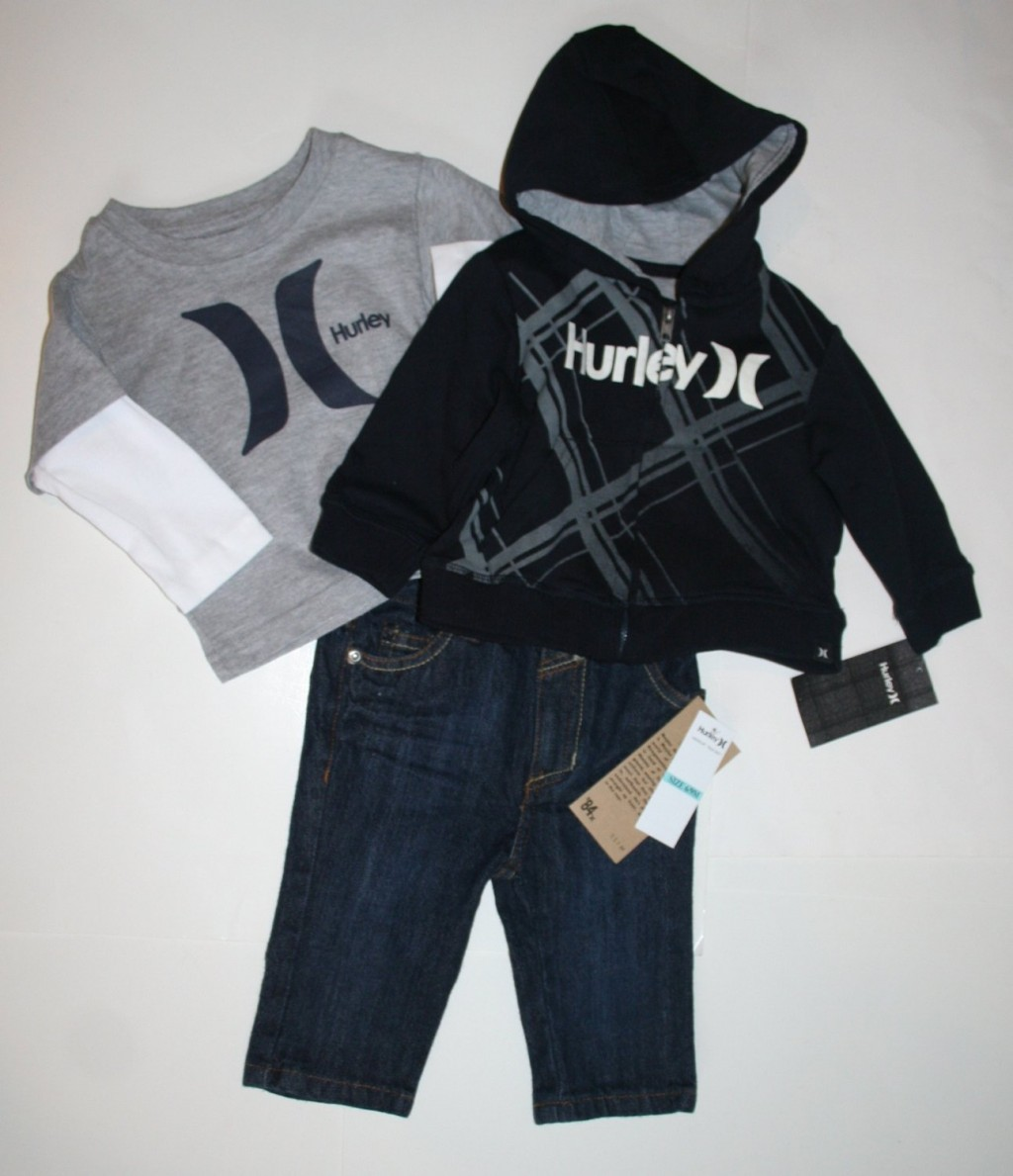 Hurley Baby Clothes Buy Hurley Baby Clothing line