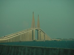 Tampa Bay's Sunshine Skyway Bridge Tragedies in Tampa, Florida