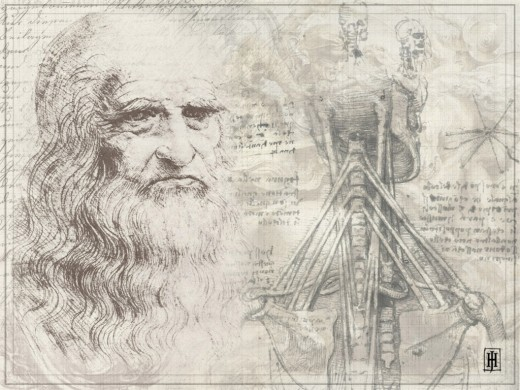 Da Vinci slept 15 minutes every 4 hours.
