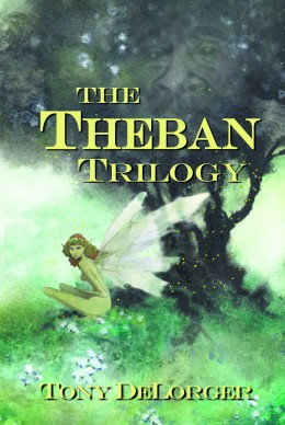 The Theban Trilogy Cover