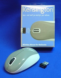 The mouse is designed for netbooks