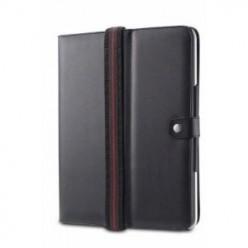 Acase Leather Flip Book Jacket Folio iPad Case and Stand
