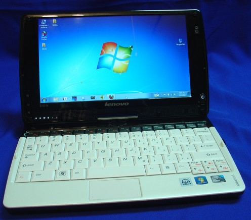 Netbook with a twist