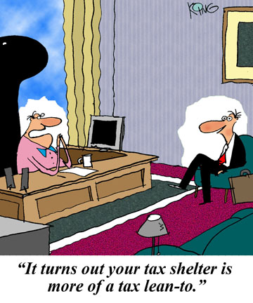There are many middle class tax shelters you can use but many people don't. How about you?