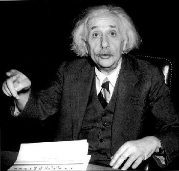 Albert Einstein. Image source http://www.southbedsda.org.uk/dyslexia/geniuses