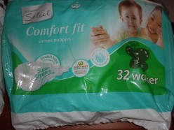 Woolworths Select Comfort Fit Nappies Photo And Review