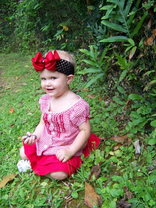 My little Hawaiian princess Aleana. I tried not to put too many personal pics but she justs adds to the beauty:)