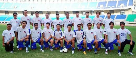 The Philippine Azkals football team.