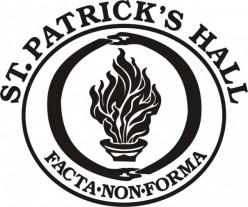 Emblem of St. Patrick's Hall