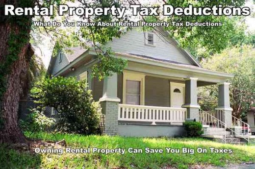 Don't miss all the great tax deductions available to you as a rental property owner.