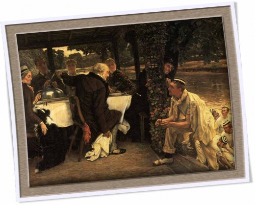 File:James Tissot - The Prodigal Son in Modern Life, The Fatted Calf.jpg