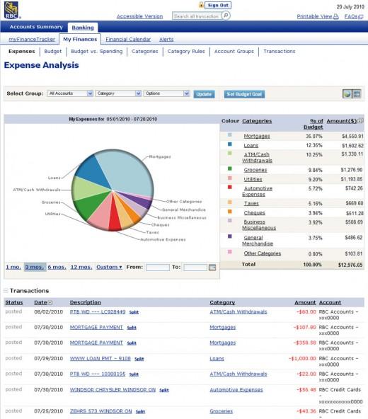 myFinanceTracker