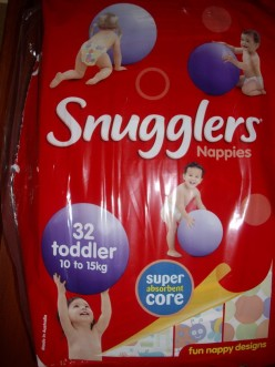 SNUGGLERS NAPPIES PHOTO AND REVIEW